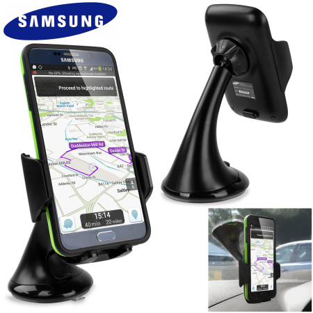 Support de voiture officiel Samsung universel pare-brise