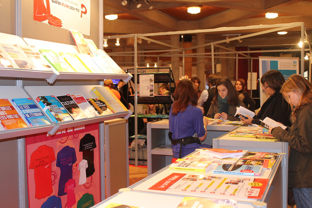 Invitations gratuites pour le salon de l 39 tudiant de paris - Salon etudiant paris ...