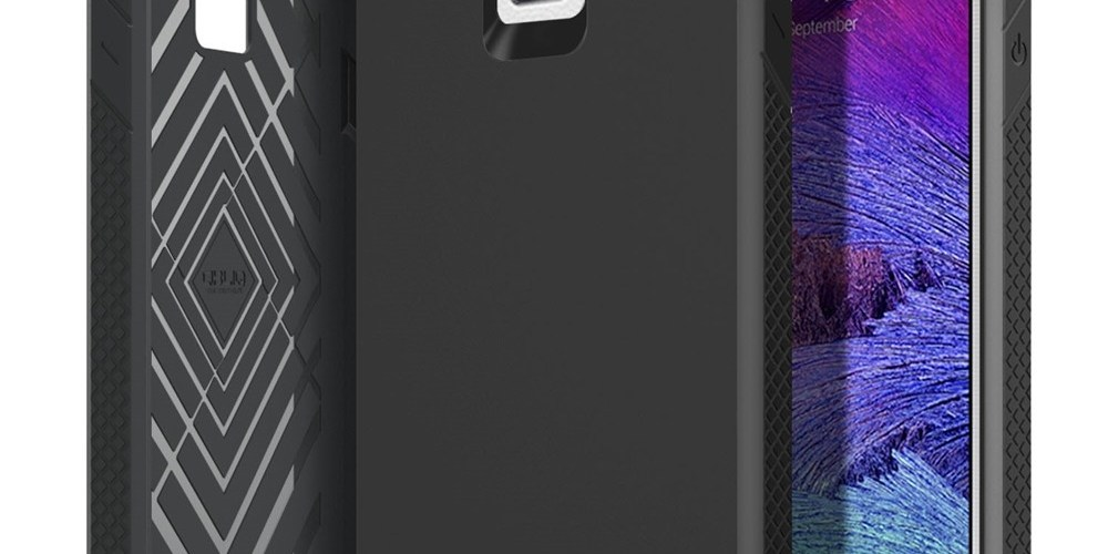 [Test] - Coque Obliq Flex Pro noire pour Samsung Galaxy Note 4 1