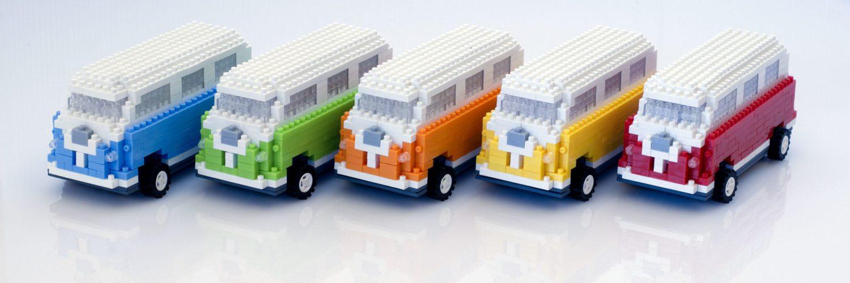 Test du Van télécommandé par application UTICO pour iOS et Android bleu 1