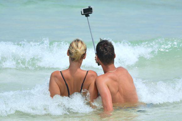 Smartphone étanche, mais avec ses limites quand même