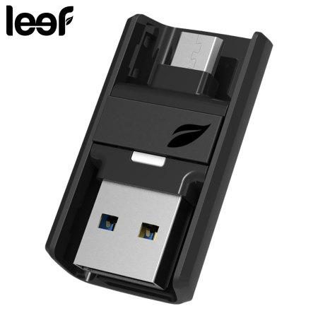 Test de la clé micro USB Leef Bridge 3.0 16 Go noire 1