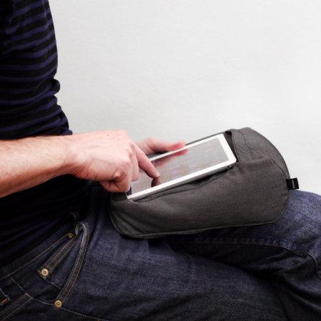 Support de tablette 2 en 1 et coussin de voyage