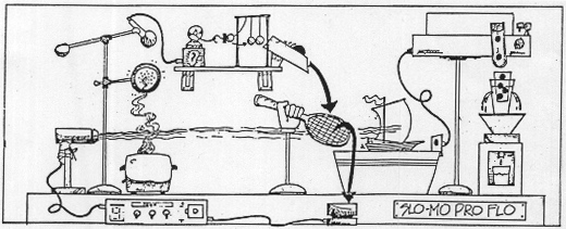 Rube Goldberg Projects Dazzle Yet Again // The Roundup