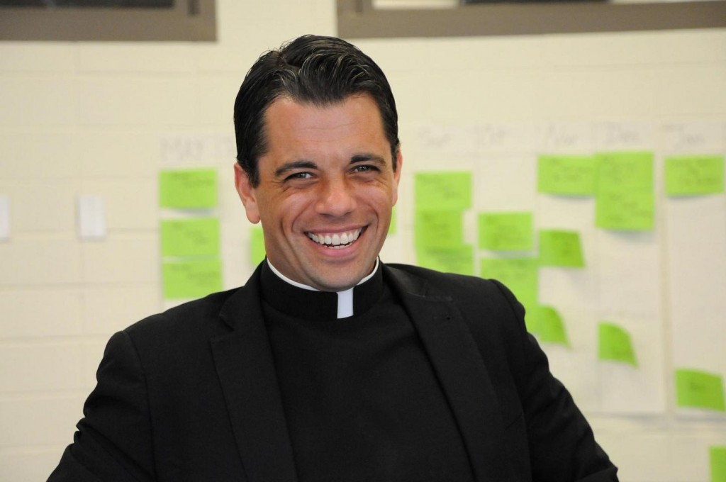 RIP Father TJ Martinez SJ The Roundup