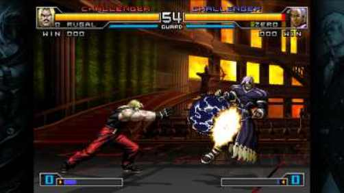 Descarga Genial KOf 2018 Magic Plus MUGEN Android all boss