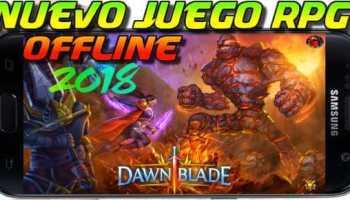 Soul Blade Rpg Offline Recomendado Para Android Movil
