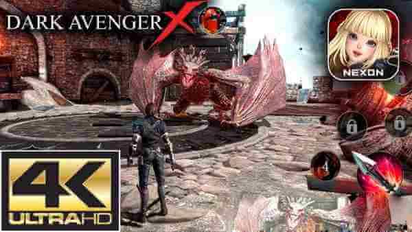 Dark Avenger Apk Android descarga directa para móviles