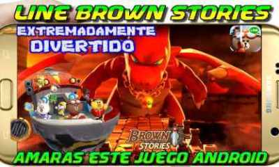 Line Brown Stories Apk download