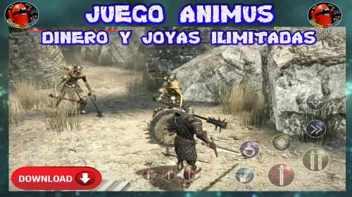 Animus Stand Juego Hack Completo