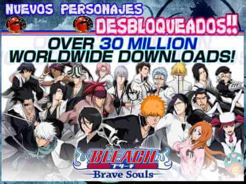 Bleach Brave Souls HACK descarga