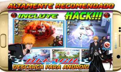 Bleach Brave Souls HACK descarga
