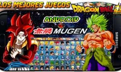 Los mejores juegos Mugen