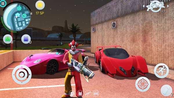 Gangstar Vegas all Unlimited