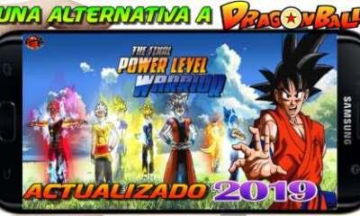 Final Power Level Warrior