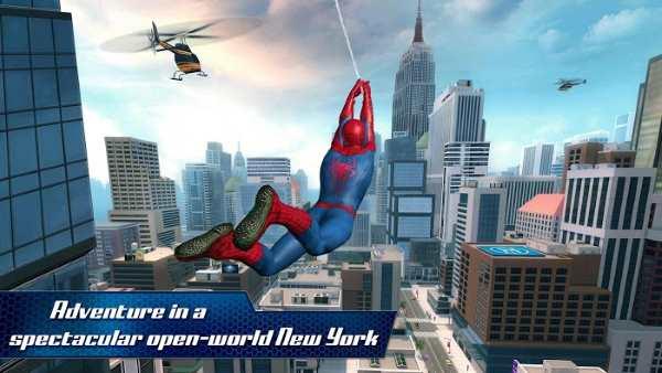 The Amazing Spider-Man MOD
