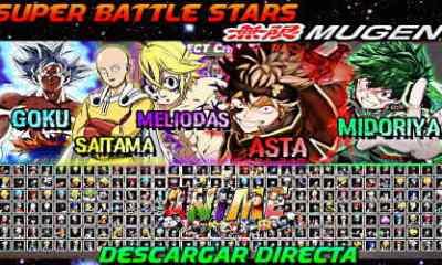 Anime Super Battle Stars Mugen