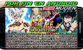 Mugen Super Battle Stars