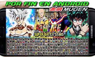 Mugen Super Battle Stars
