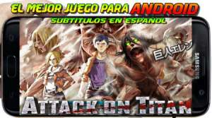 Attack on Titan Android