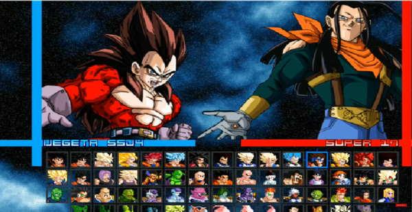 Dragon Ball Supreme Battle mugen