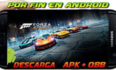 Descargar Forza Street Apk