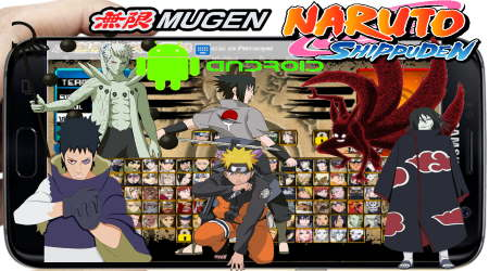 Mugen Naruto Shipudem Storm