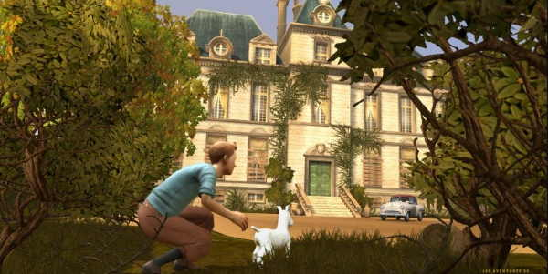Tintin Adventures for Android