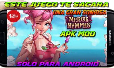Descarga Merge Nymphs Mod