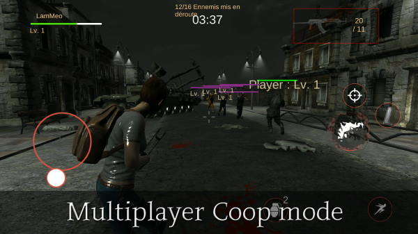 Resident Evil Rise Zombie