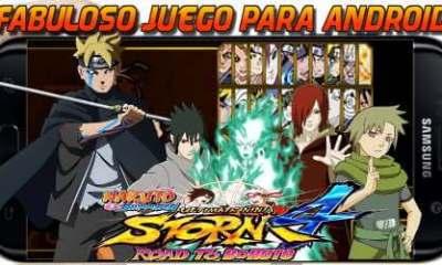 Naruto Shippuden Senki Mod