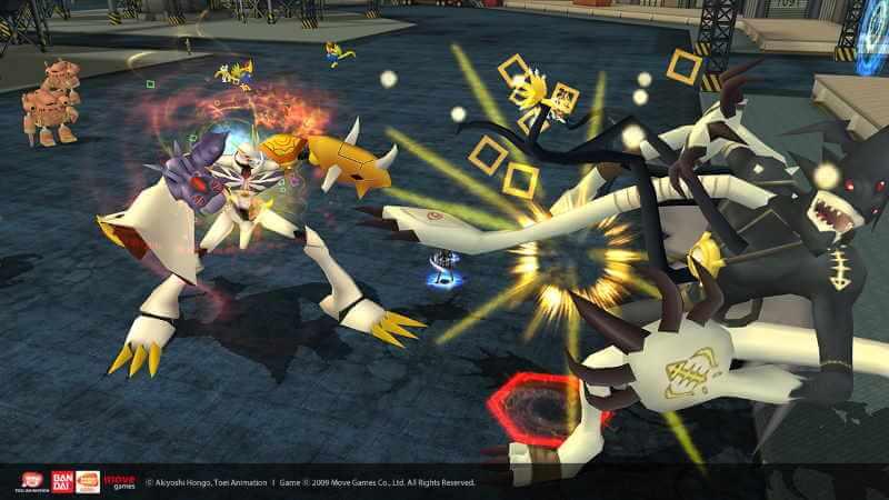 Digimon Master Apk Mod