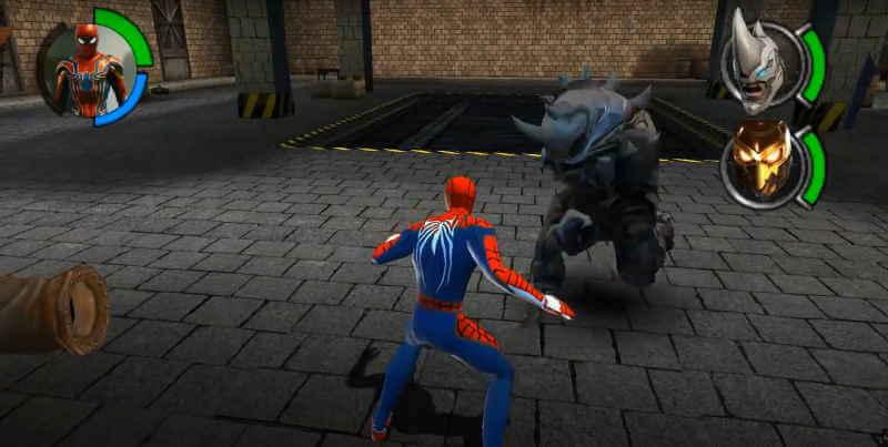 Download Spiderman Legacy 2