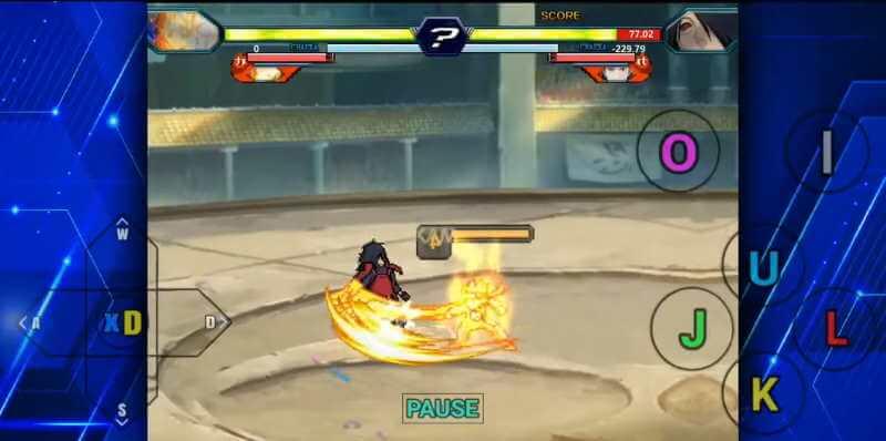 Bleach vs Naruto Mugen Mod