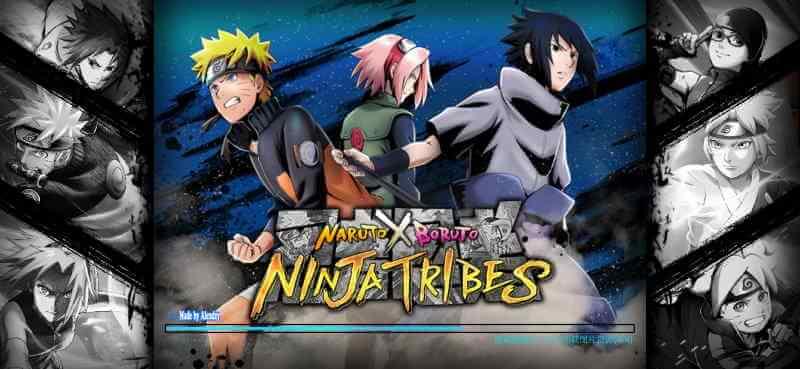 Apk Mugen Premiun Naruto x Boruto