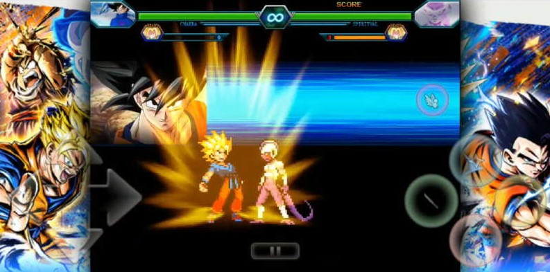 Dragon Ball Fighting Mugen