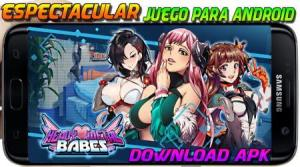 heavy metal babes android