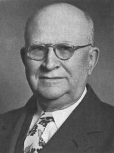 Pastor Harry A. Ironside