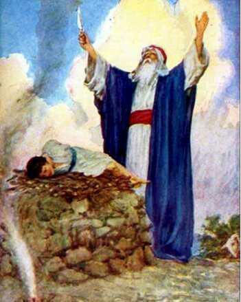 jacob before solomon temple