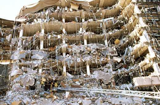 OKLAHOMA CITY BOMBING Coverup