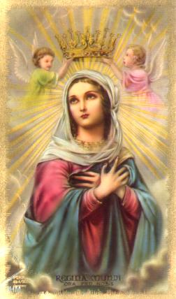 It is a sin to bow down to mother Mary! -Exodus20:5