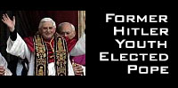 Former Hitler Youth Elected Pope