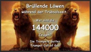 Wer sind die 144000