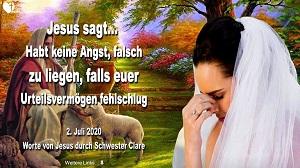Liebesbriefe von Jesus 2020