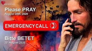Betet das Göttliche Barmherzigkeits-Gebet