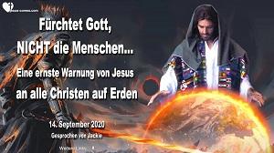 Warnung an alle Christen