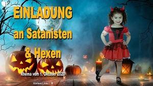 Einladung an Satanisten & Hexen