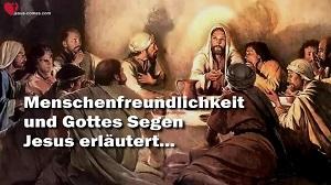 Gottes Segen - Jesus erklärt
