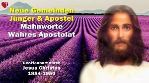 Jünger & Apostel