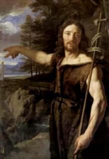 JESUS BAPTISED BY JOHN THE BAPTIST - WHAT HAPPENED?